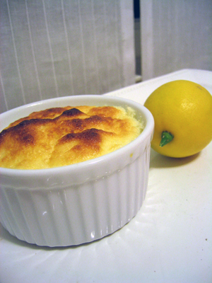 lemon buttermilk pudding cake